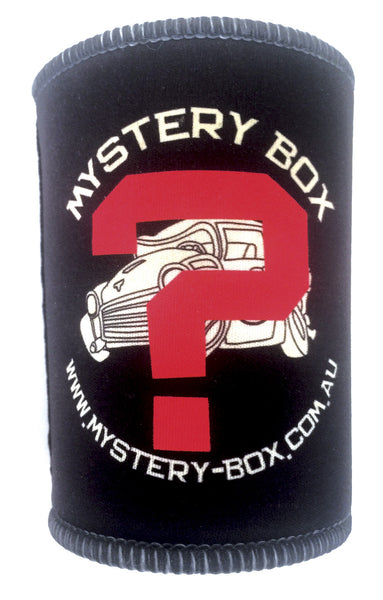 Mystery Box Stubbie Holder