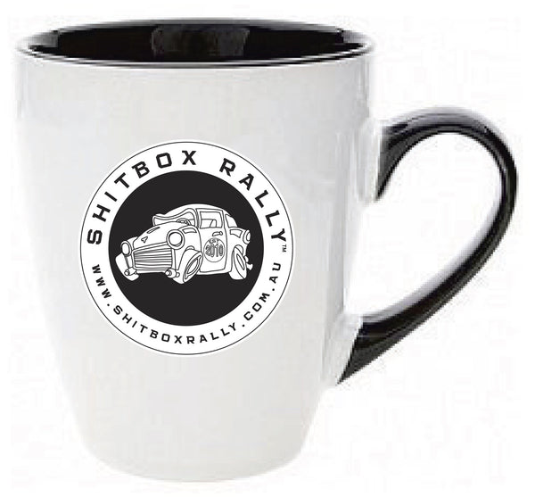 Shitbox Rally Ceramic Mug