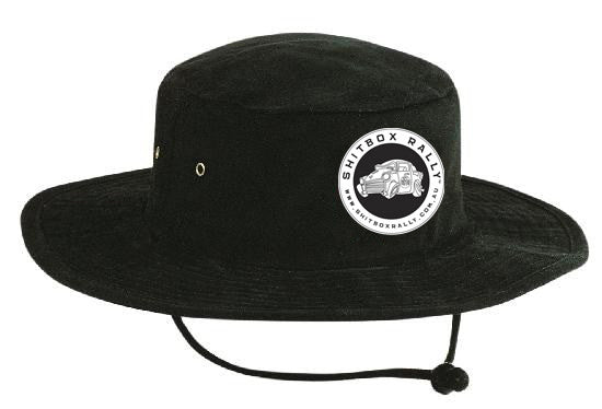 Shitbox Rally Wide Brim Hat