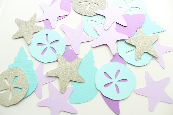 Under the Sea Table Confetti