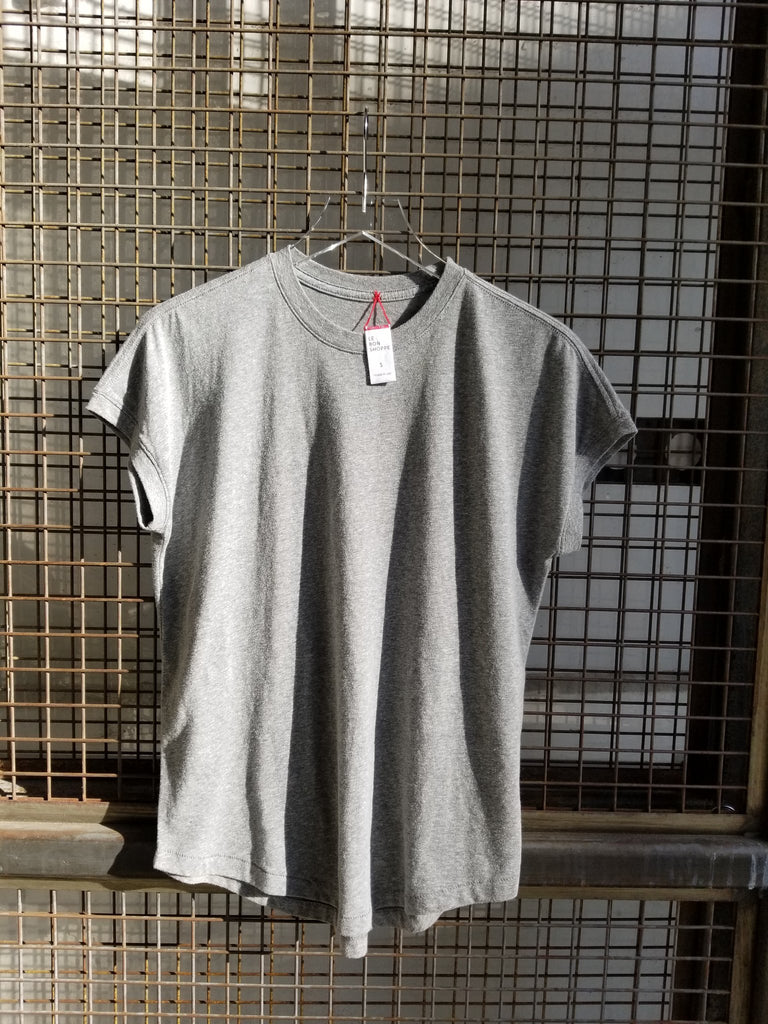 Ease Tee in Heather Grey