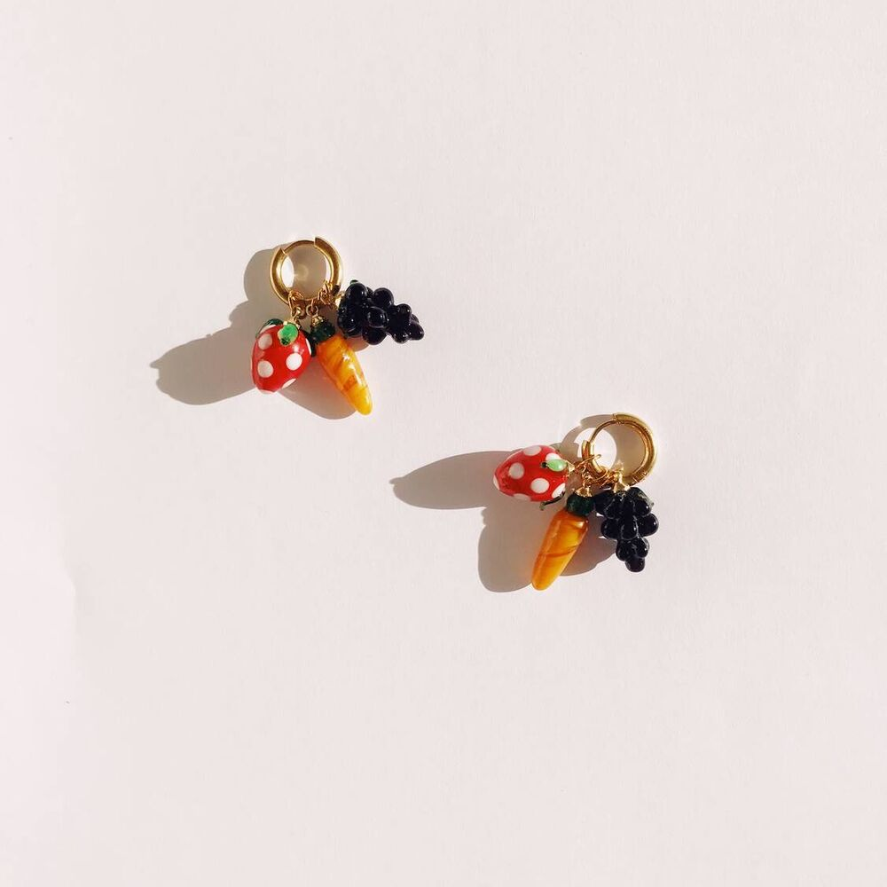 Vitamin Earrings
