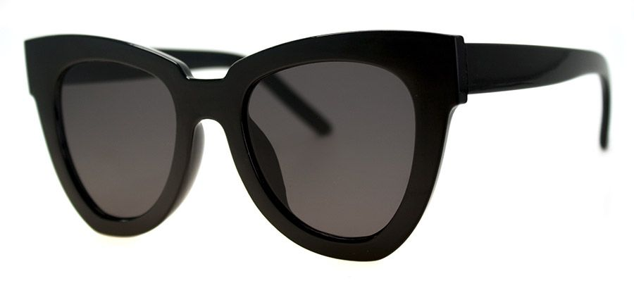 Oversized IN BLACK SUNGLASSES