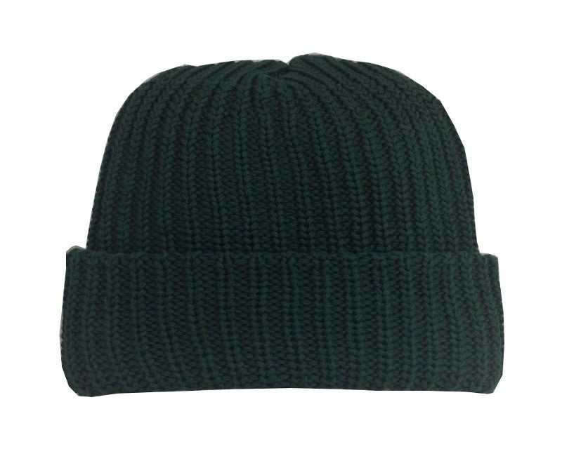 Hunter Green Toque Hat