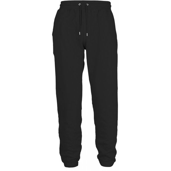 Classic Organic Sweatpants in Deep Black