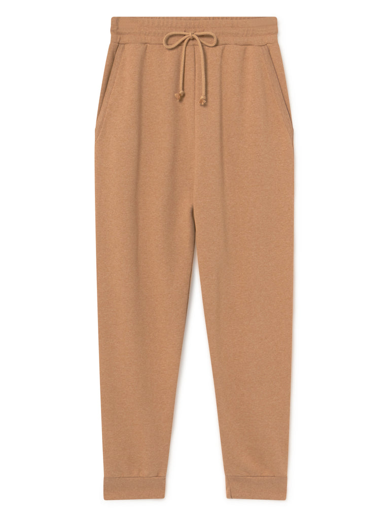 Magali Jogger Sweat Pants in Ochre