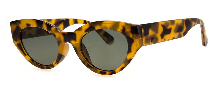 Damn! Sunglasses in Antique Tortoise