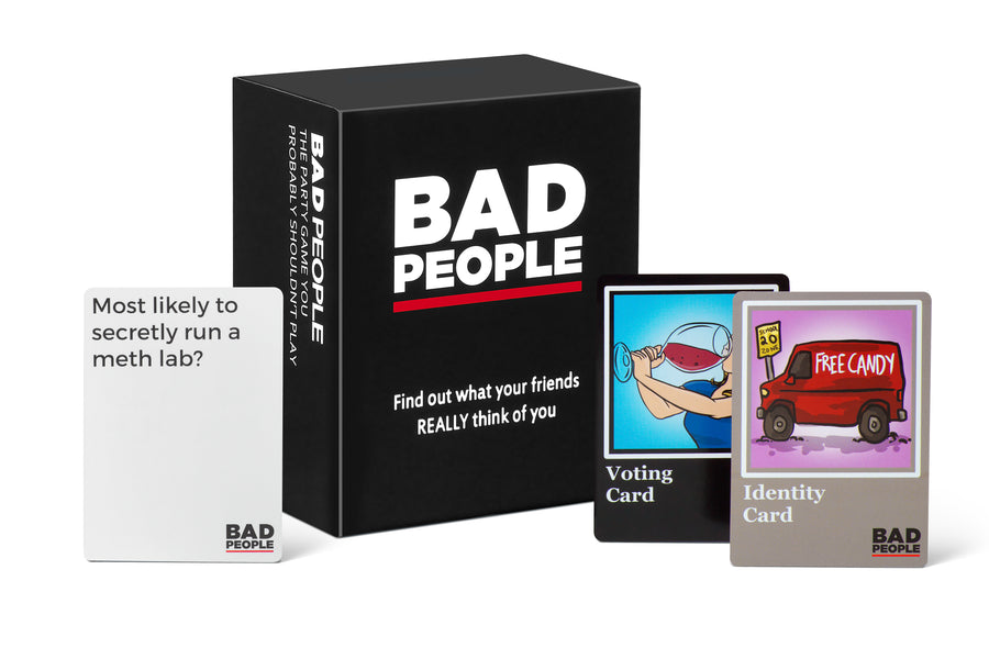 Bad People + The RED Expansion Pack