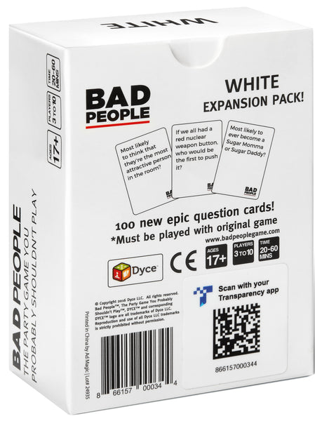 White Expansion Pack