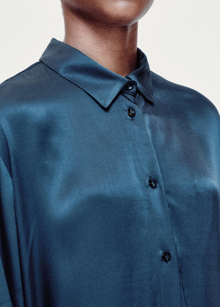 Silk Sleep Shirt