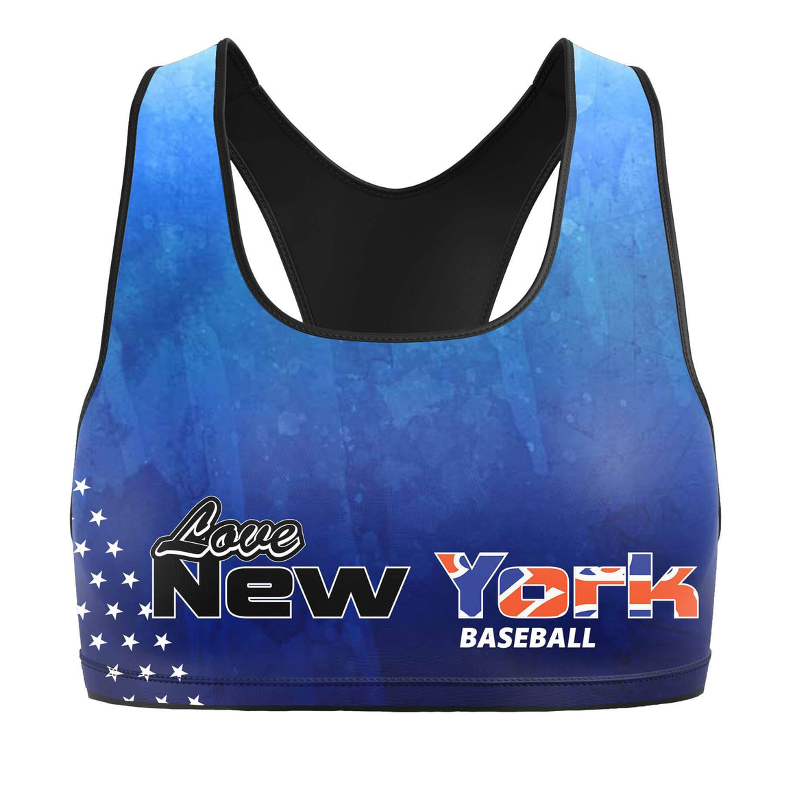 New York  Premium Sports Bra