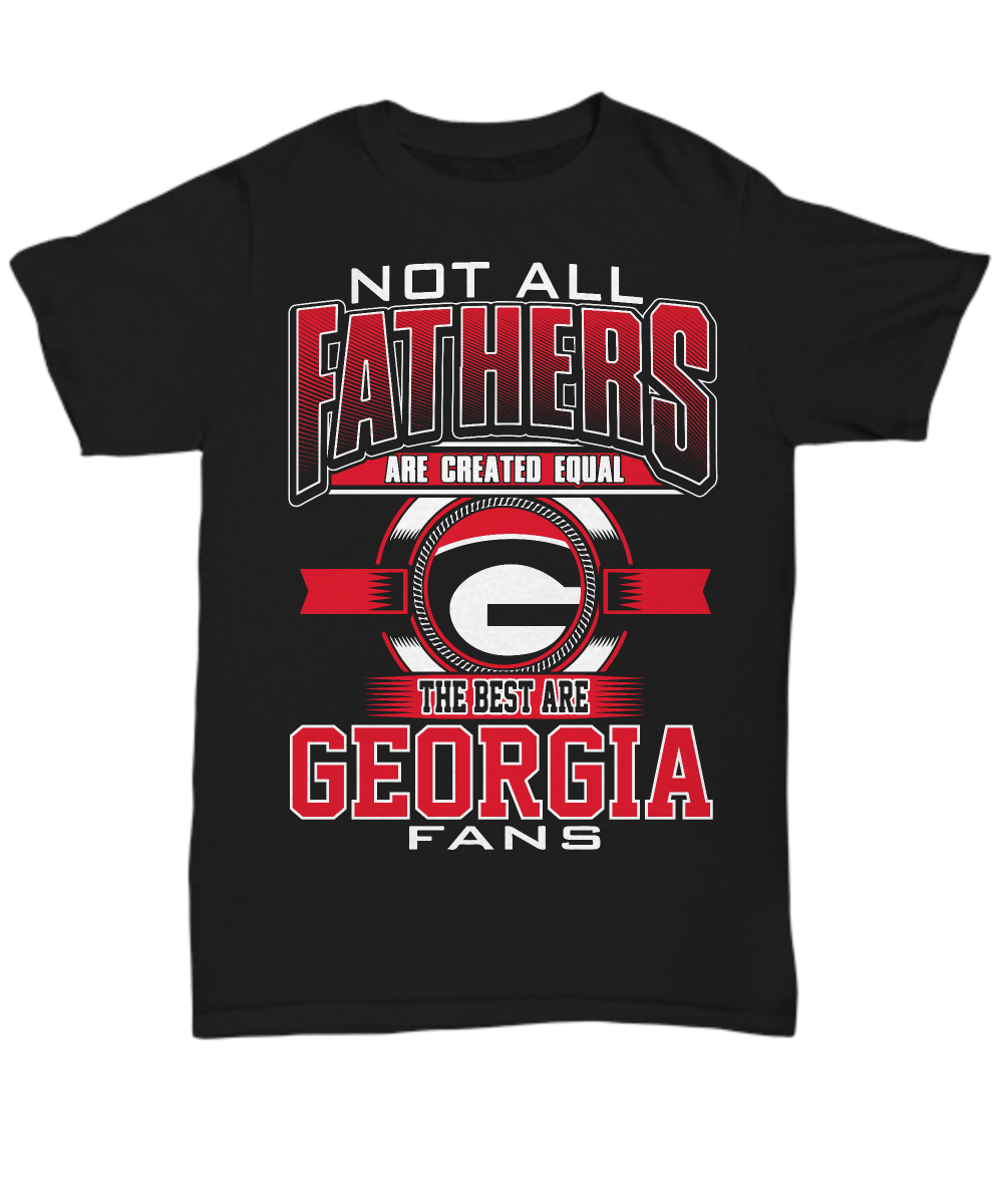 The Best Fathers - Georgia Fans