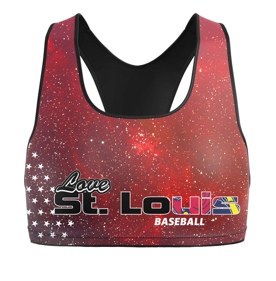 St Louis Premium Sports Bra