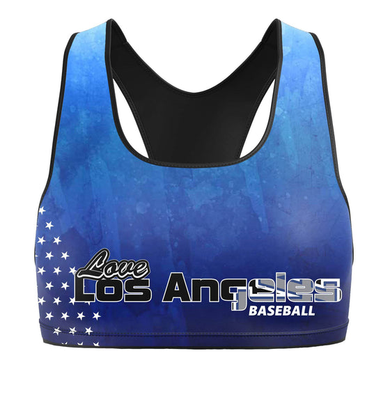 Los Angeles Premium Sports Bra