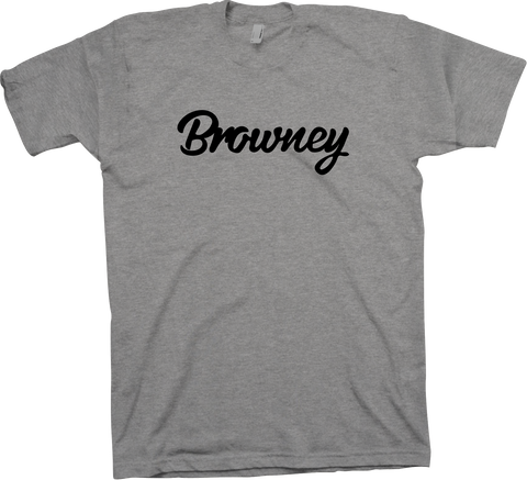 Browney Grey T-Shirt