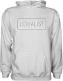 "Loyalist ""Knight White"" Limited Edition Hoodie"
