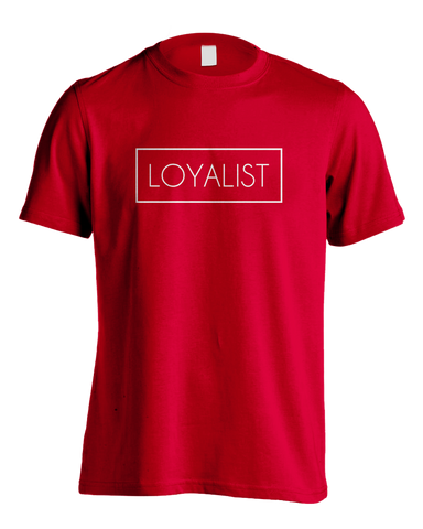 Red Loyalist T-Shirt