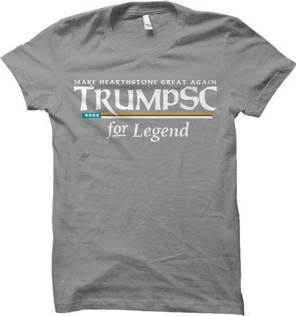 TrumpSC Make Hearthstone Great T-Shirt