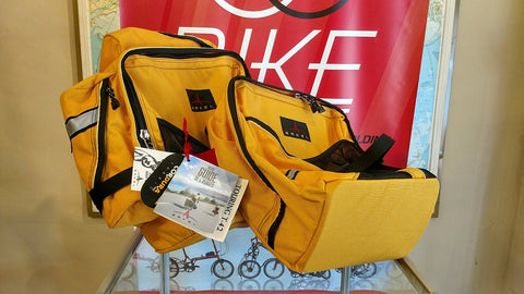 Arkel T-42 Touring Panniers
