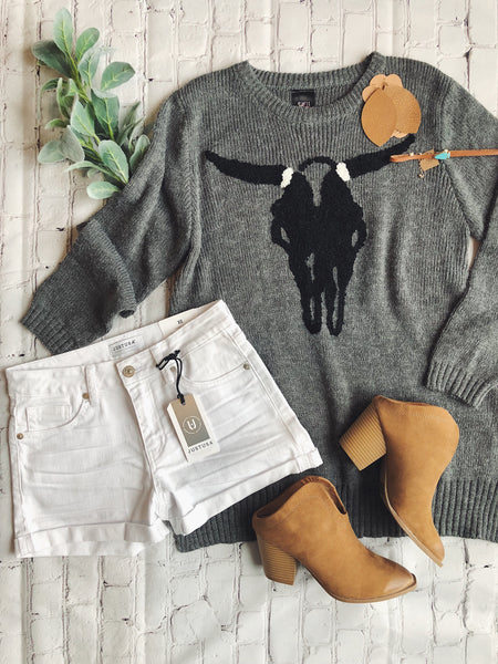 Bevo Bullhead Sweater