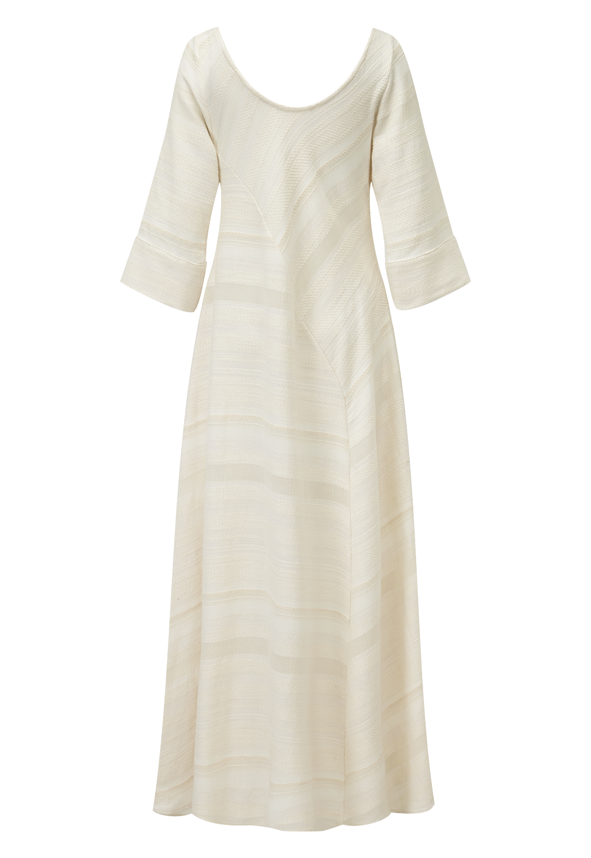PATMOS CREAM COTTON DRESS