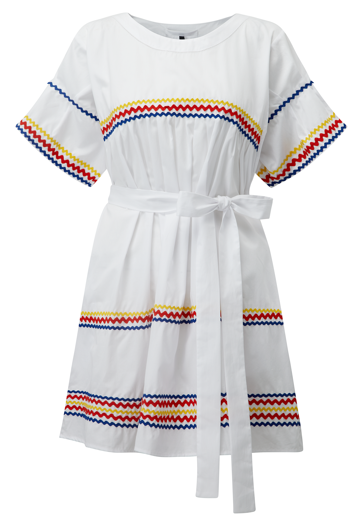 RIC RAC COTTON FIESTA DRESS
