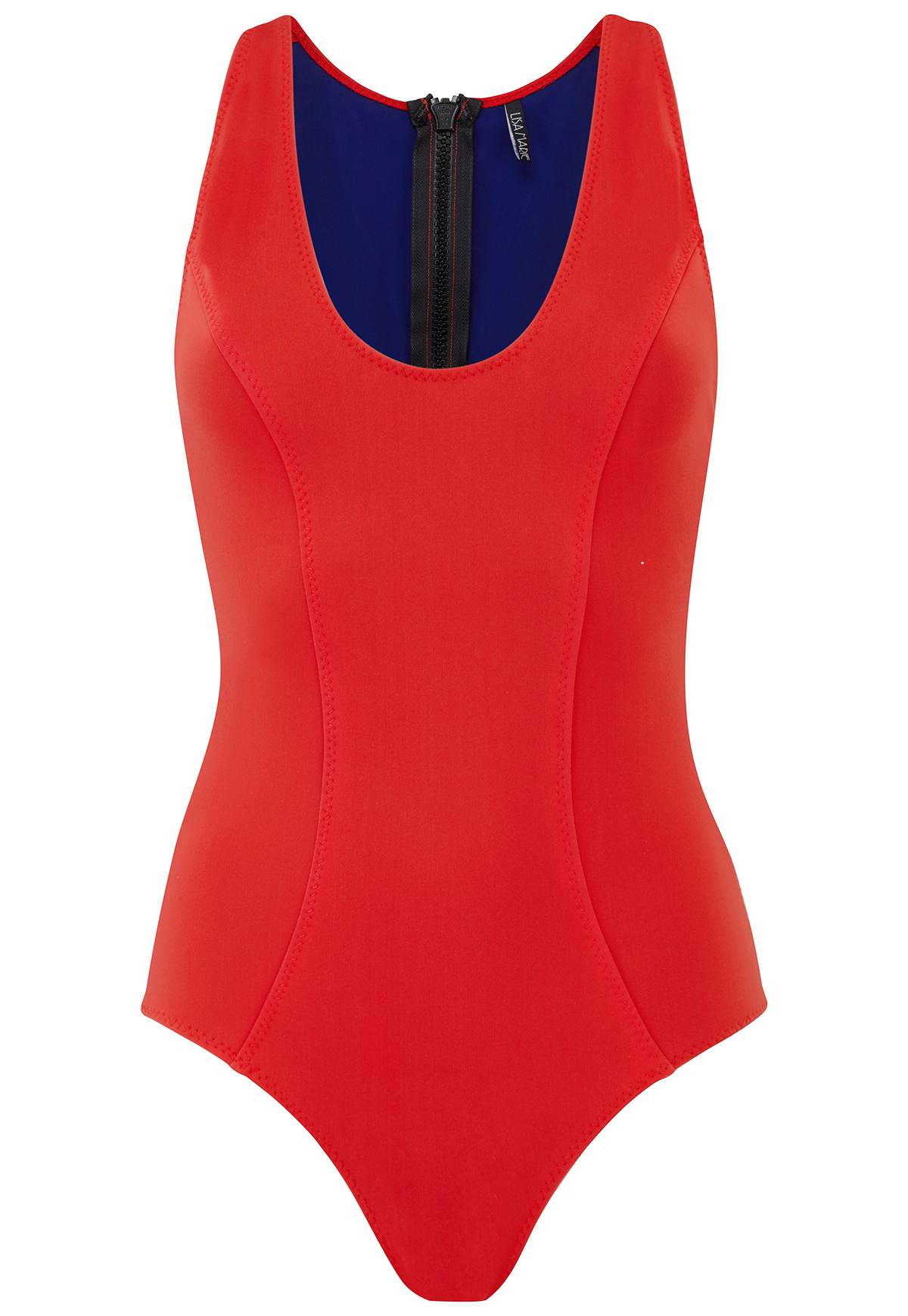 GARANCE RED BONDED MAILLOT