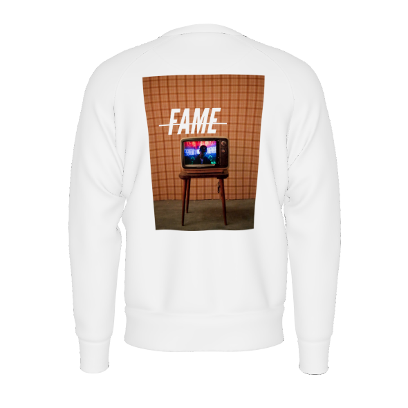 GW FAME - Long Sleeve (White) - Greatness Within
