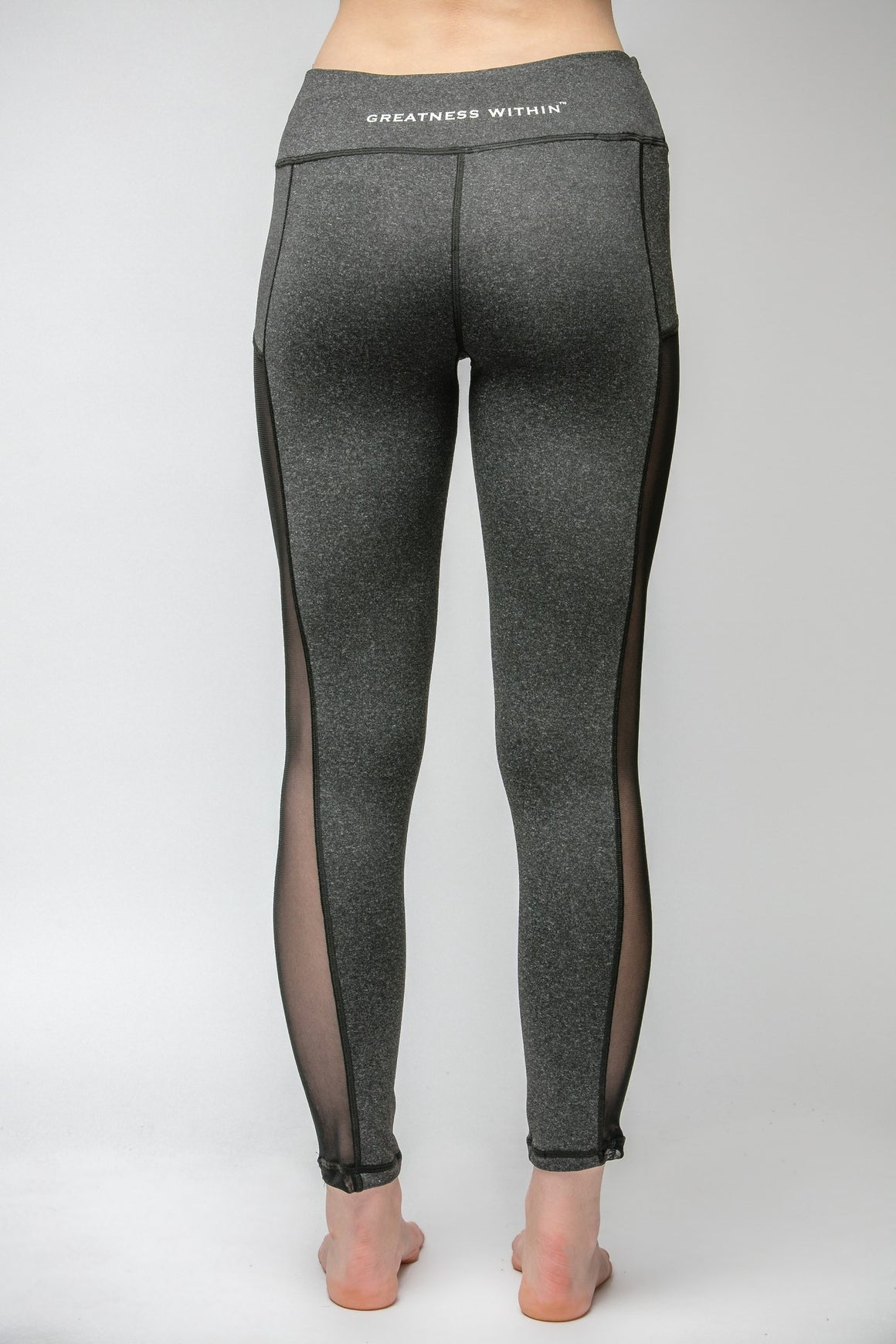 GW Full-Mesh Leggings - Greatness Within