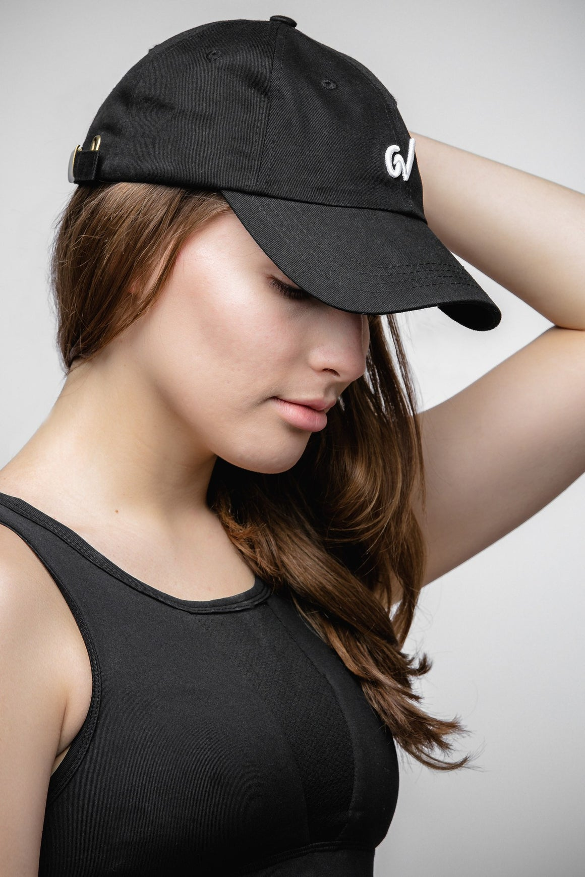 Black GW Cap (Women) - Greatness Within