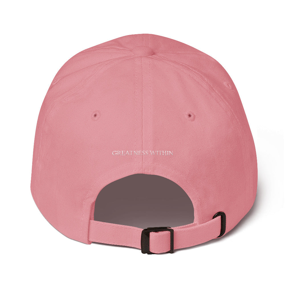 GW - Hat (Pink) - Greatness Within