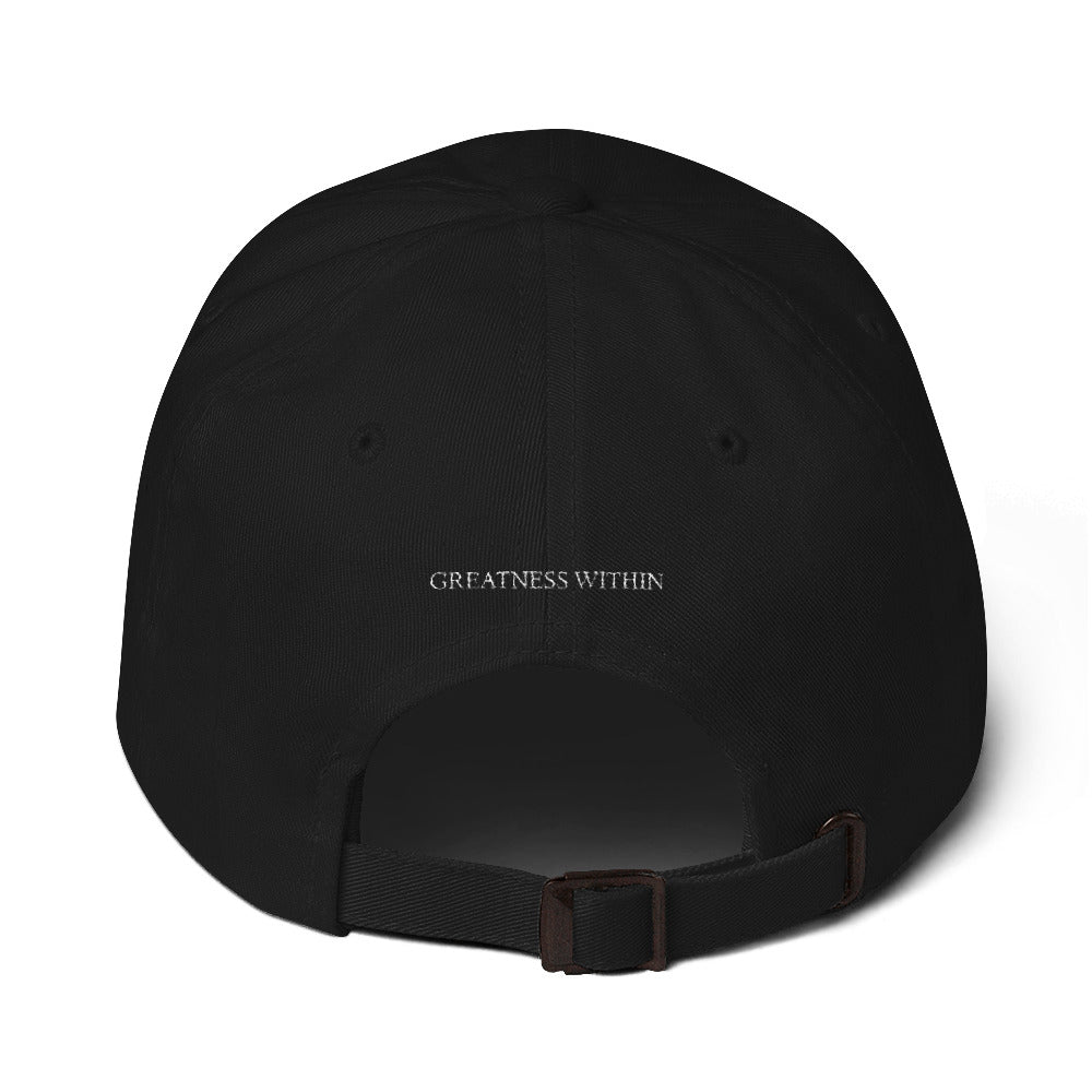 GW - Hat (Black) - Greatness Within