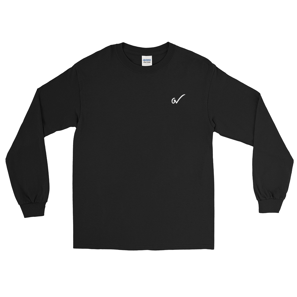 GW Classic - Long Sleeve (Black) - Greatness Within