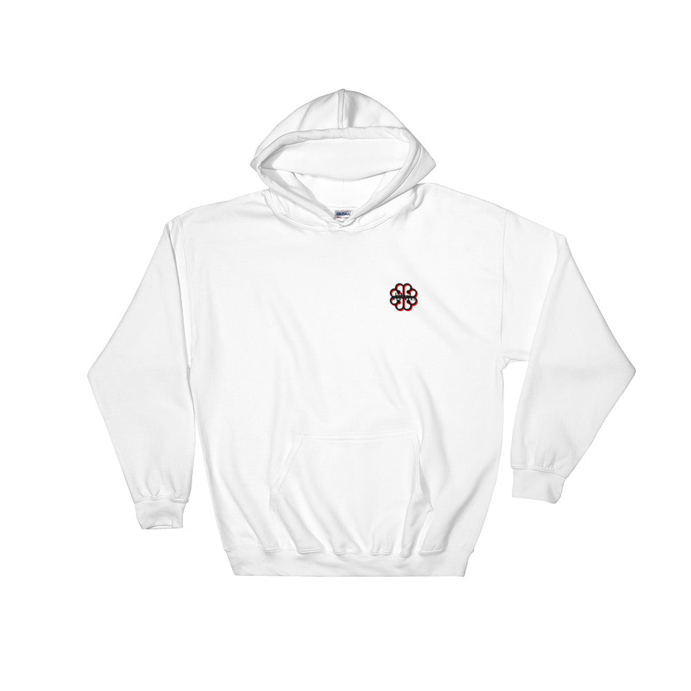 GW Montreal - Hooded Sweatshirt (White) - Greatness Within