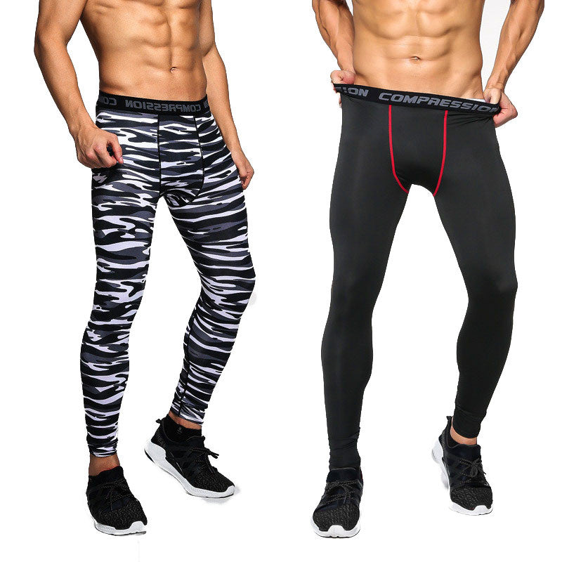 Workout Compression Pants for Men