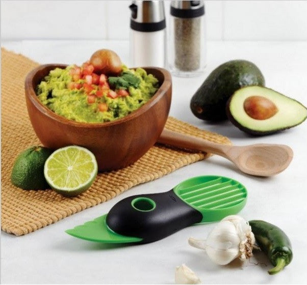 3-in-1 Durable Avocado Kitchen Tool