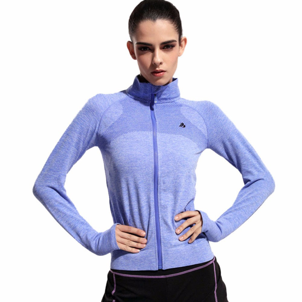 GemActiv Full Zip Fleece Sports Jacket