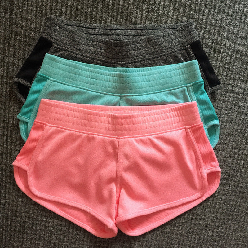 GemActiv Mesh Side Sporty Shorts