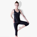 GemActiv Yoga Sports Tank Top & Pants Set