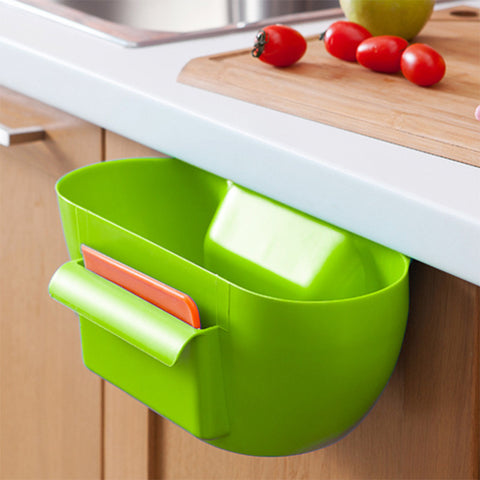 Cute Kitchen Trash Holder