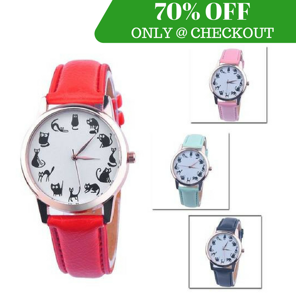 Cat-tastic Watch - Special