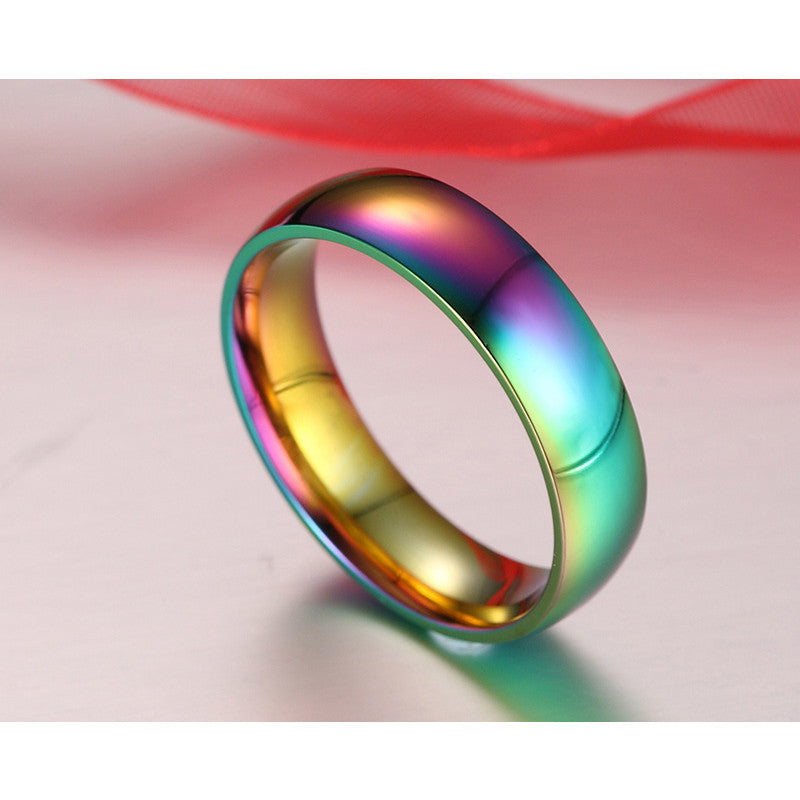 Magic Color Ring