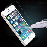 Tempered Glass Film Screen Protector For Apple iPhone