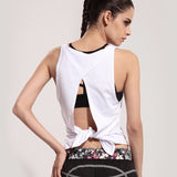 MojoFit Open-Back Yoga Tank Top