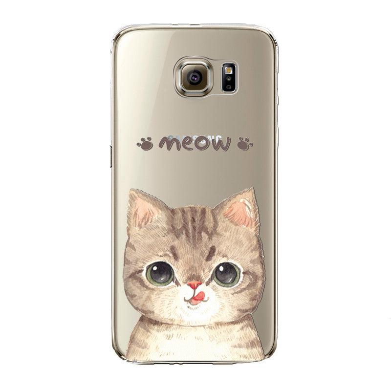 Cat Samsung Cases