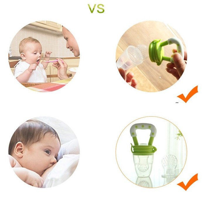 SAFE BABY NIBBLER BOTTLES