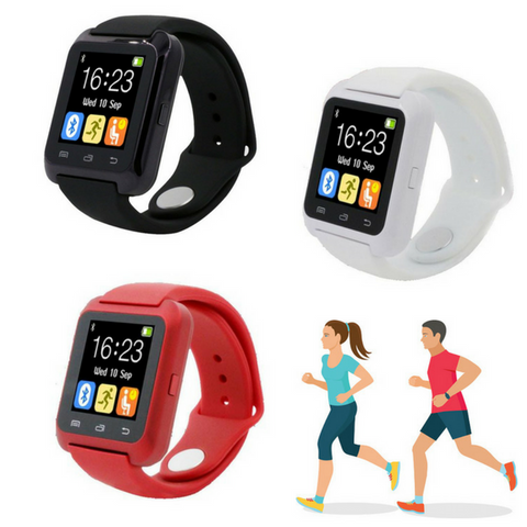 Bluetooth Sports SmartWatch for Android & iPhone