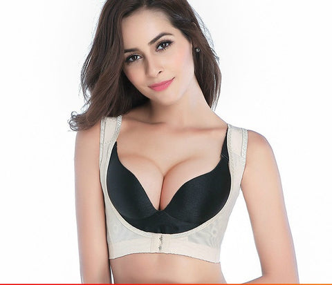 Breast Shaper Adjusting Vest