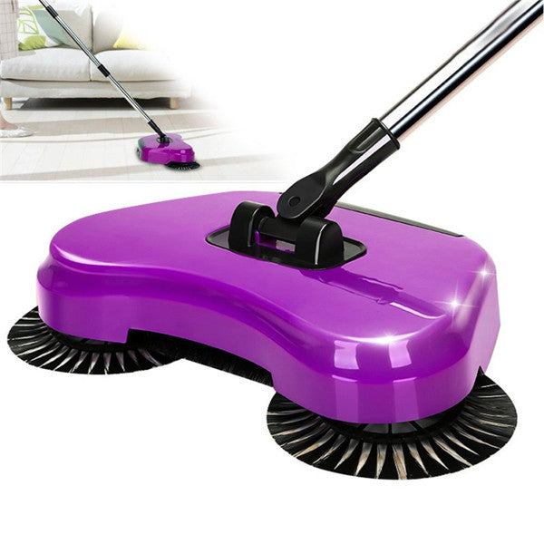 Tornado Spin Broom - Revolutionary Sweeper