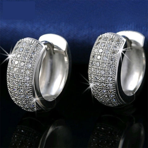 Zircon Luxury Earrings